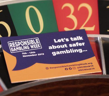 Responsible Gambling Week 2019